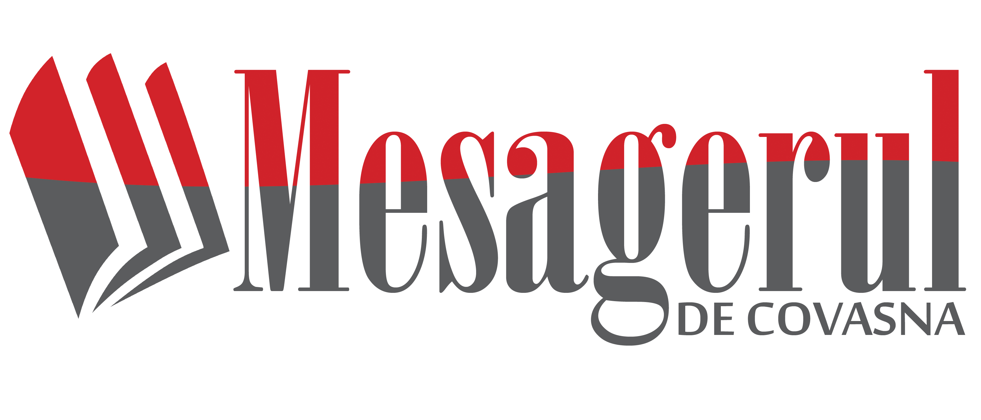 LOGO  Mesagerul nou 2015